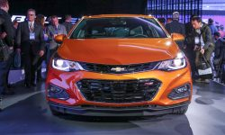 Chevrolet Cruze 2 Hatchback widescreen wallpapers