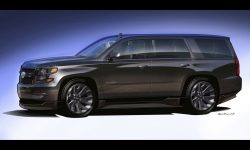Chevrolet Tahoe 4 widescreen wallpapers
