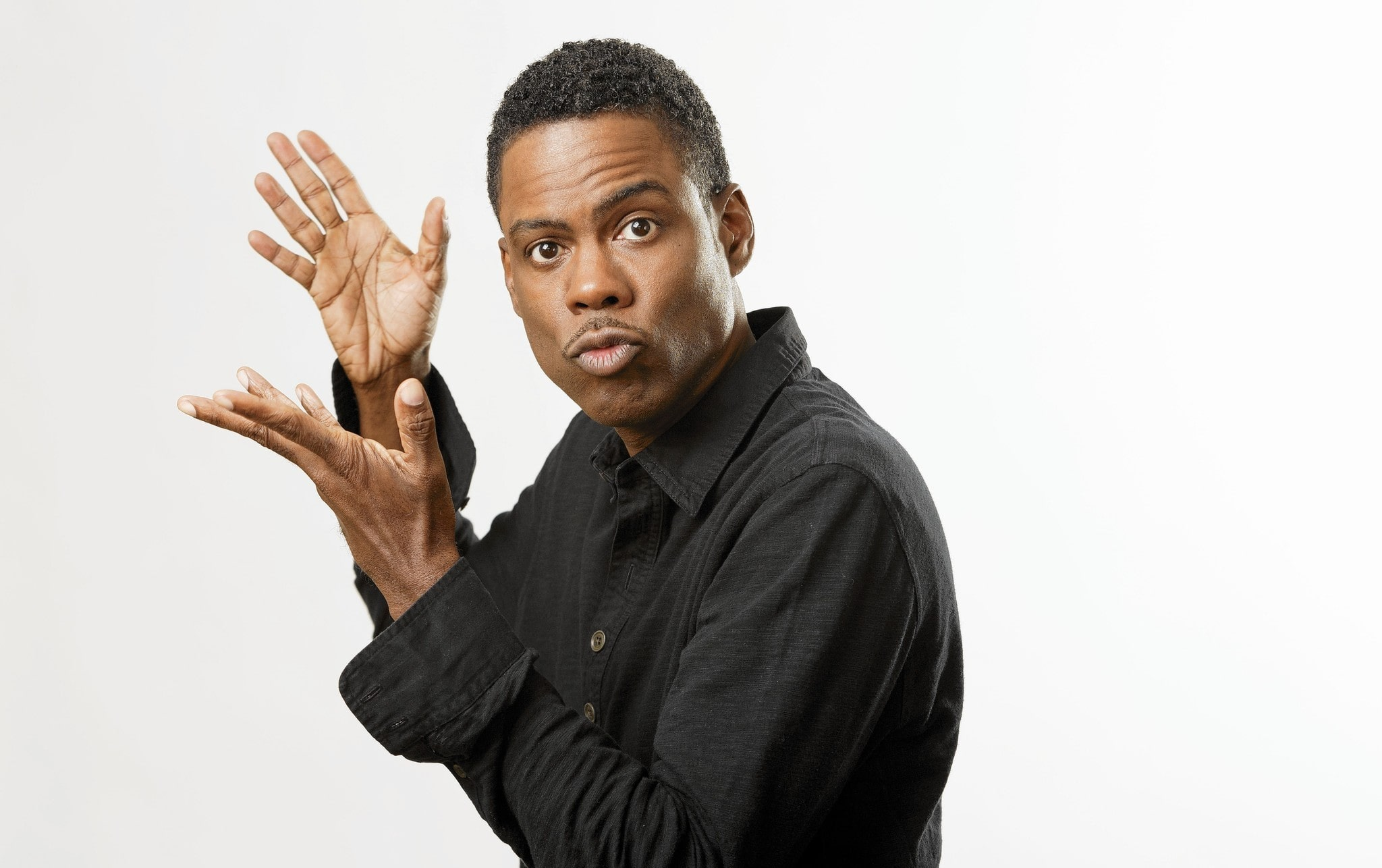 Chris Rock widescreen wallpapers