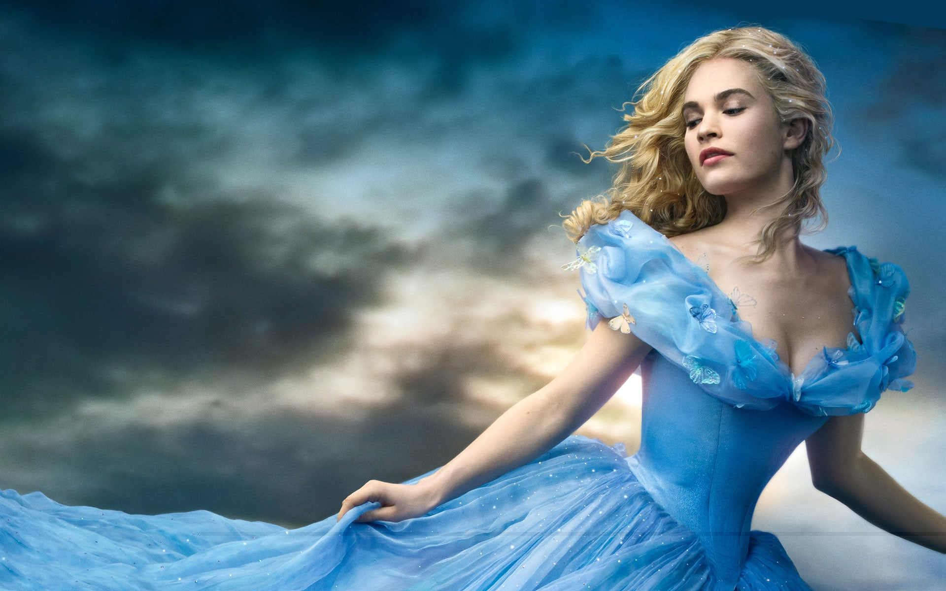 Cinderella widescreen wallpapers