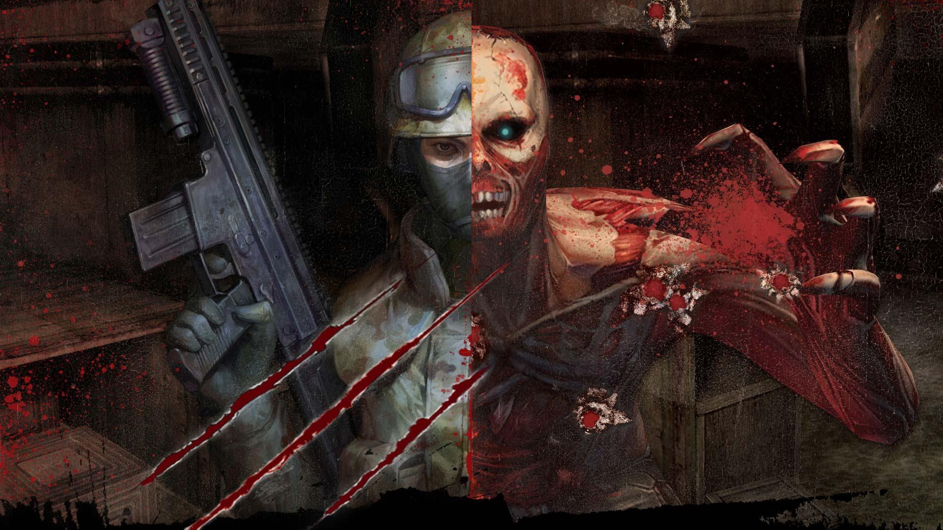 Counter-Strike Nexon: Zombies widescreen wallpapers