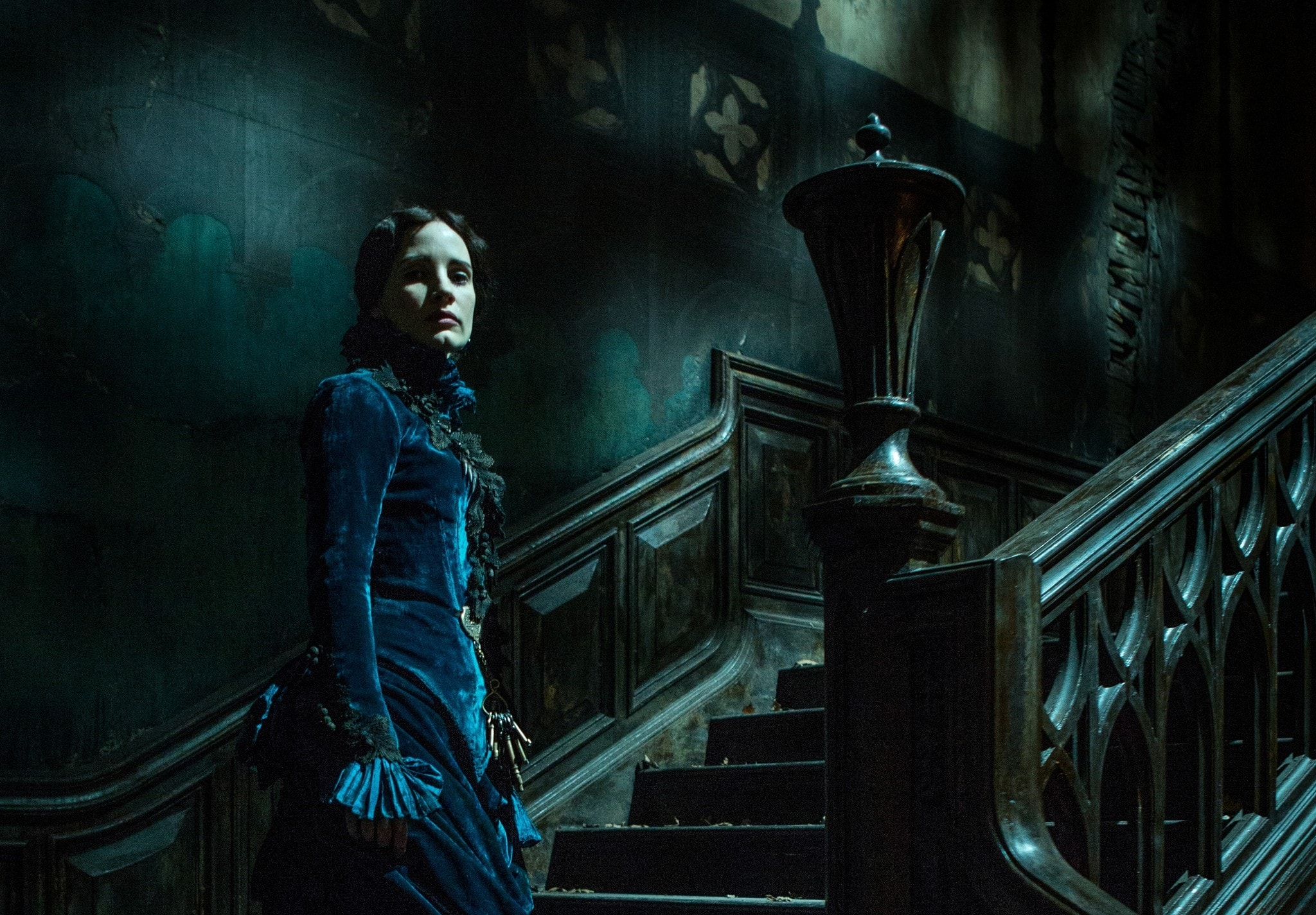 Crimson Peak widescreen wallpapers