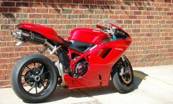 DUCATI 1098 widescreen wallpapers