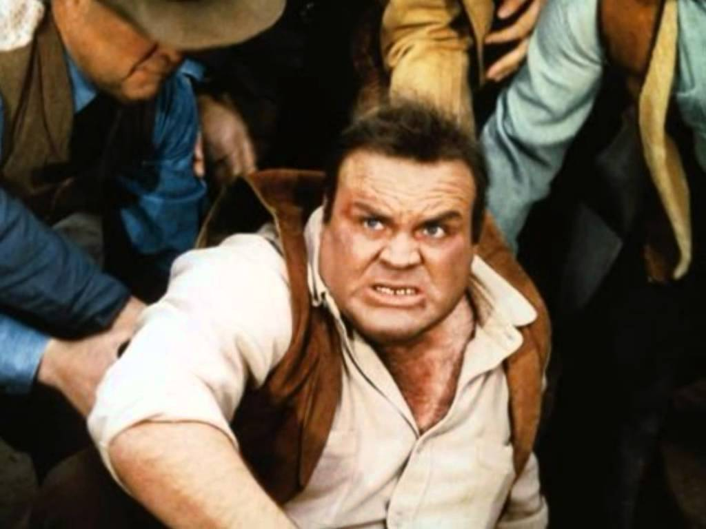 Dan Blocker widescreen wallpapers
