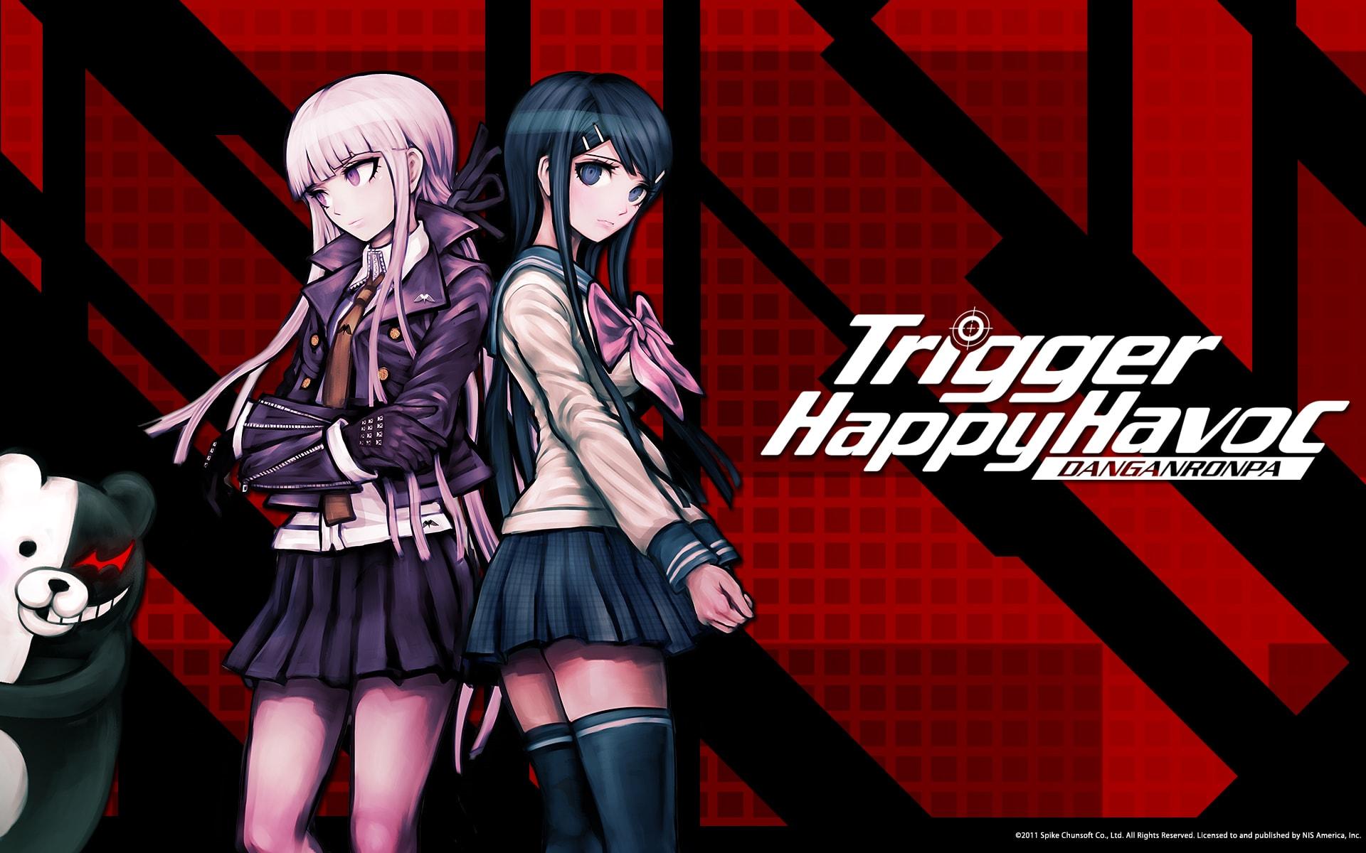 Danganronpa: Trigger Happy Havoc widescreen wallpapers