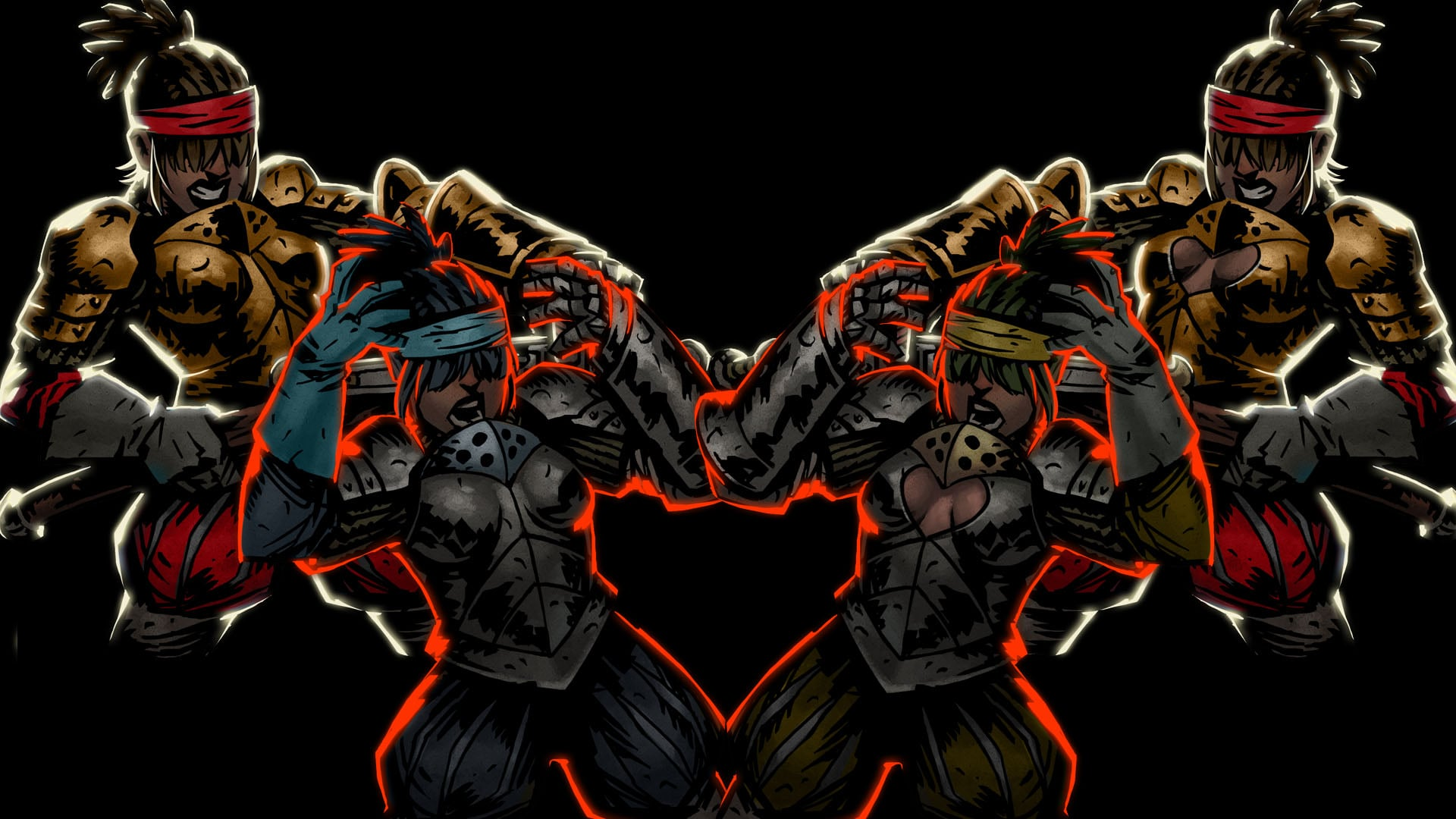 Darkest Dungeon: Arbalest widescreen wallpapers