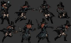 Darkest Dungeon: Grave Robber widescreen wallpapers