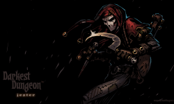 Darkest Dungeon: Jester widescreen wallpapers