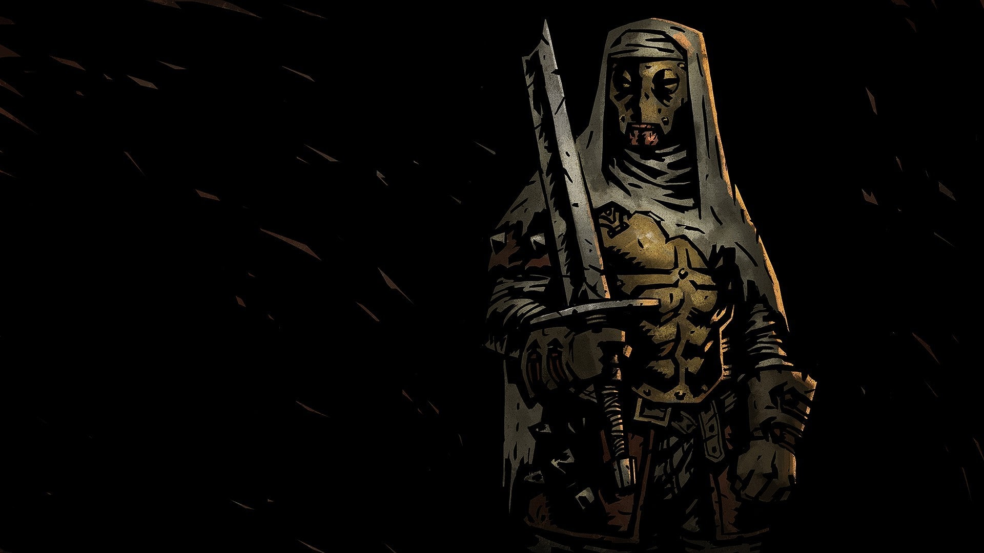 Darkest Dungeon: Leper widescreen wallpapers