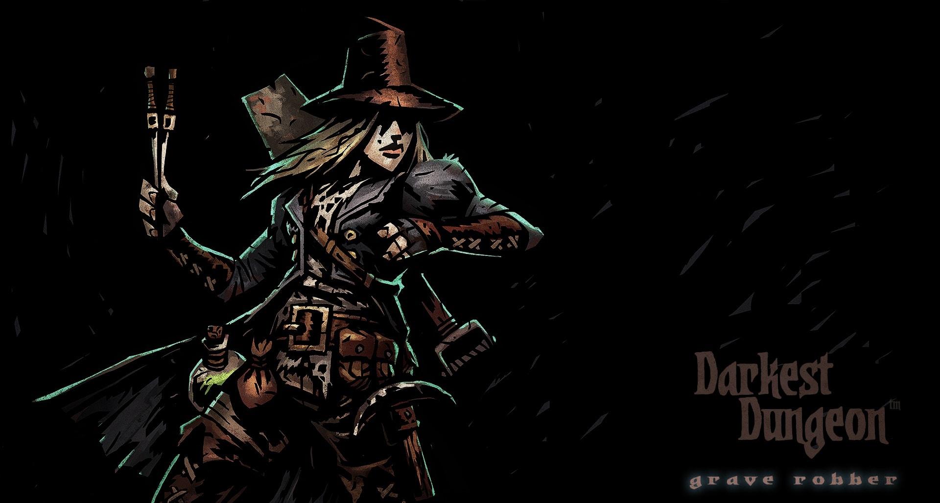 Darkest Dungeon widescreen wallpapers