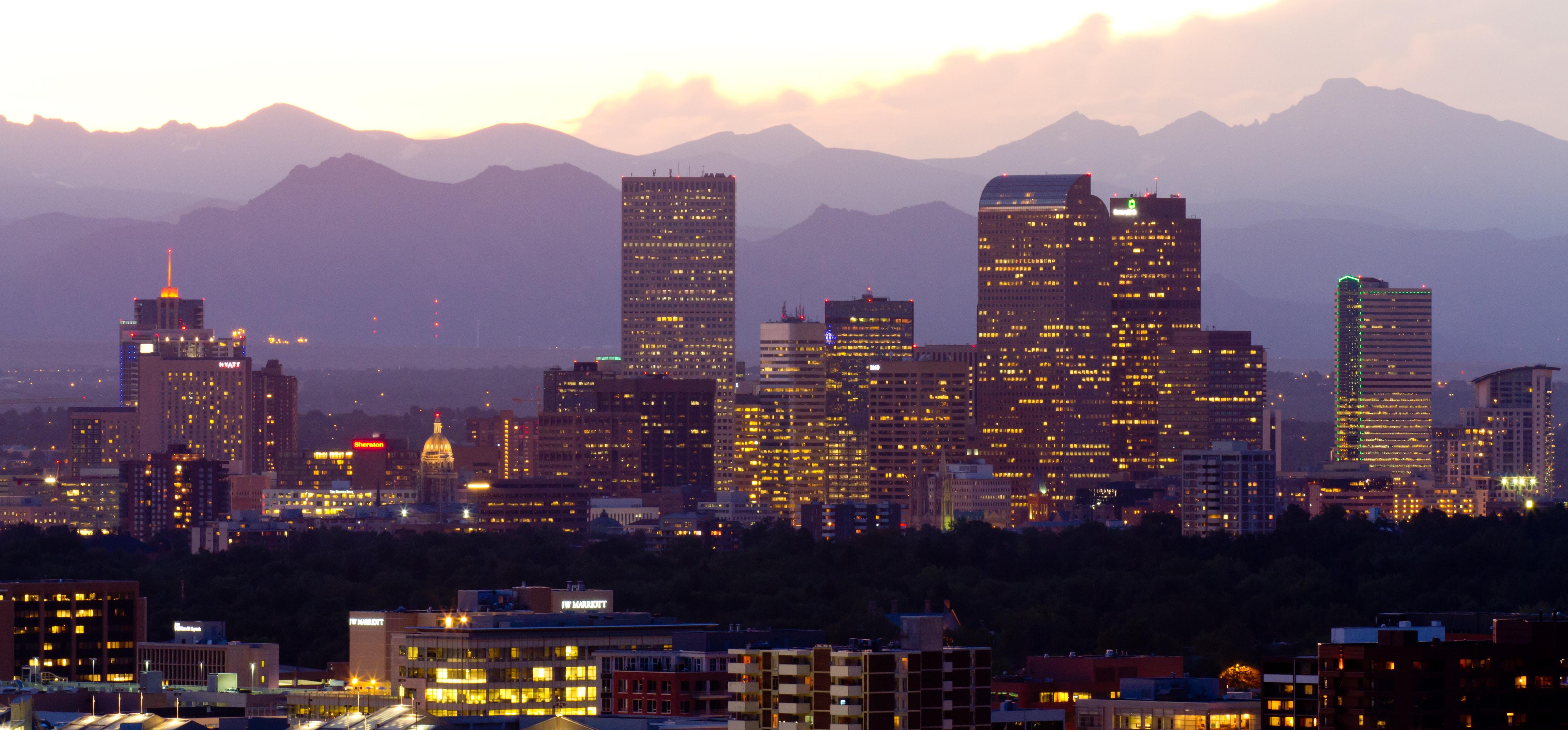 Denver widescreen wallpapers