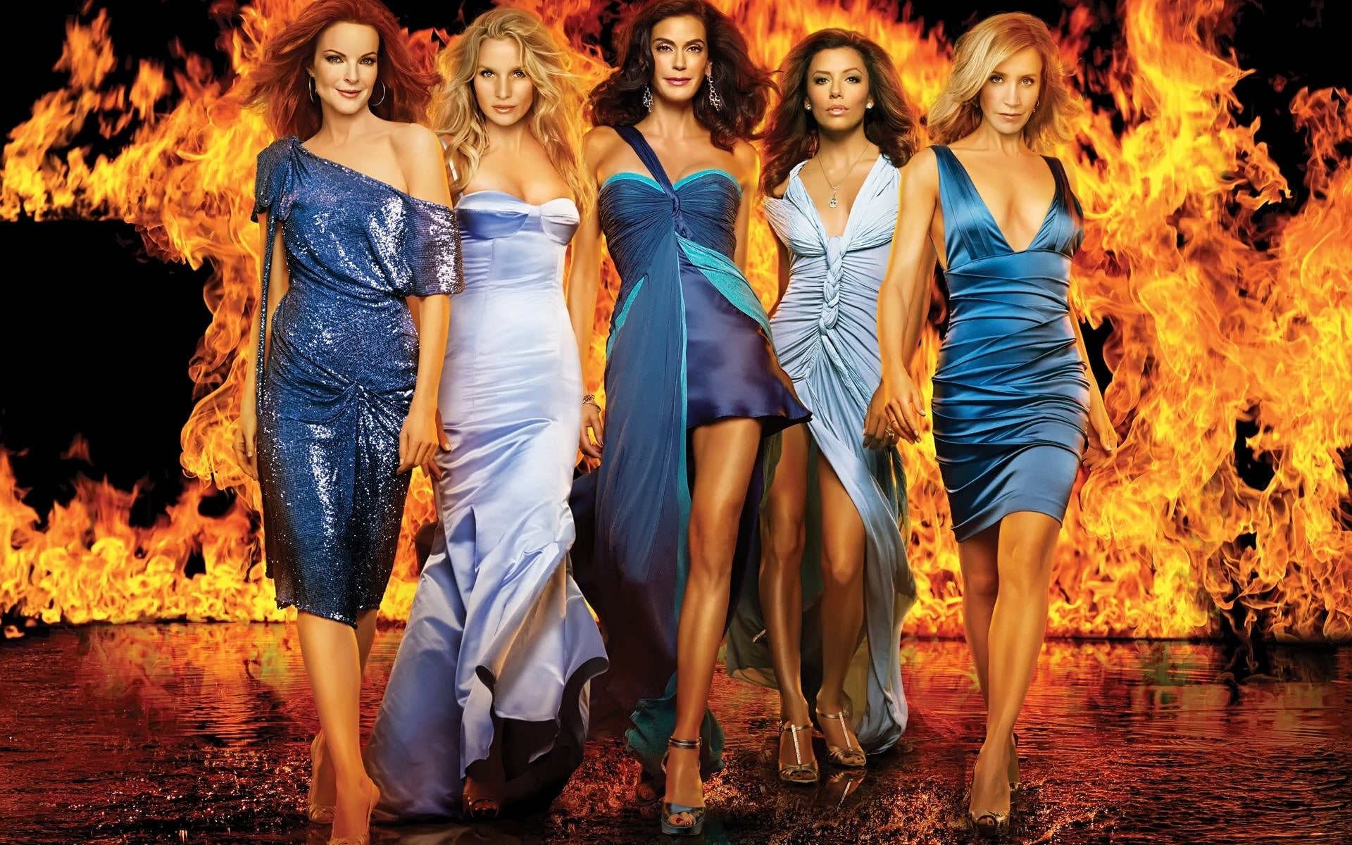 Desperate Housewives widescreen wallpapers
