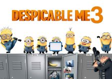 Despicable Me 3 widescreen wallpapers