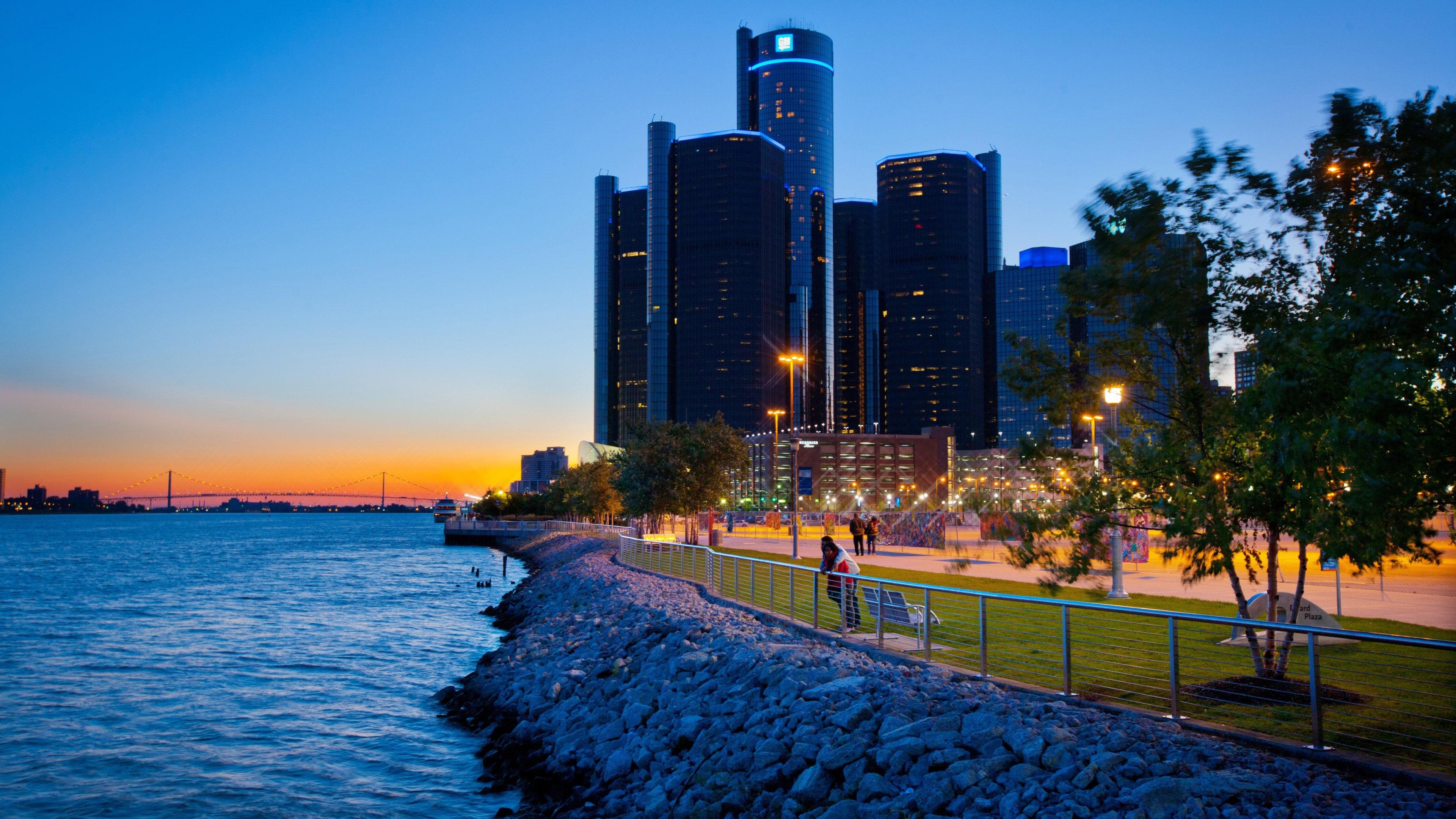 Detroit widescreen wallpapers