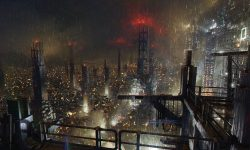 Deus Ex Mankind Divided widescreen wallpapers