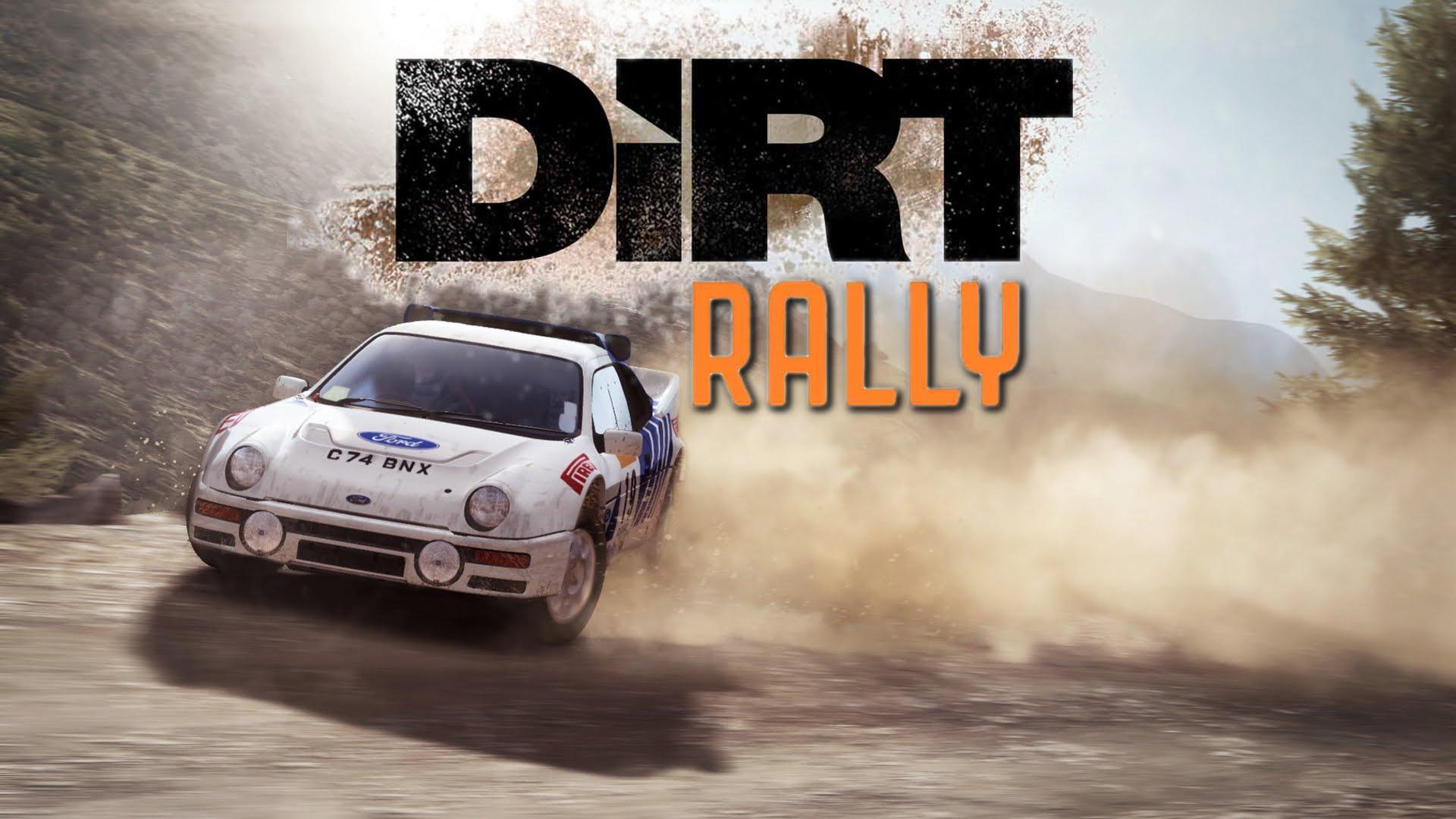 DiRT Rally widescreen wallpapers