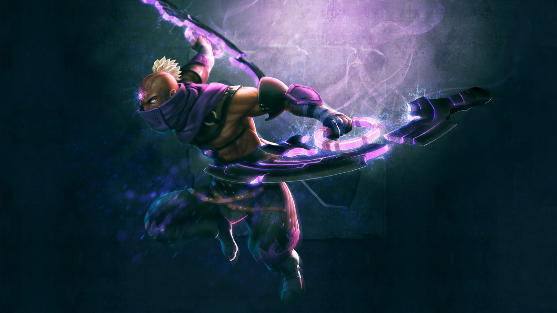 Dota2 : Anti-Mage HQ wallpapers