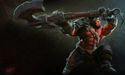 Dota2 : Axe Wallpapers hd