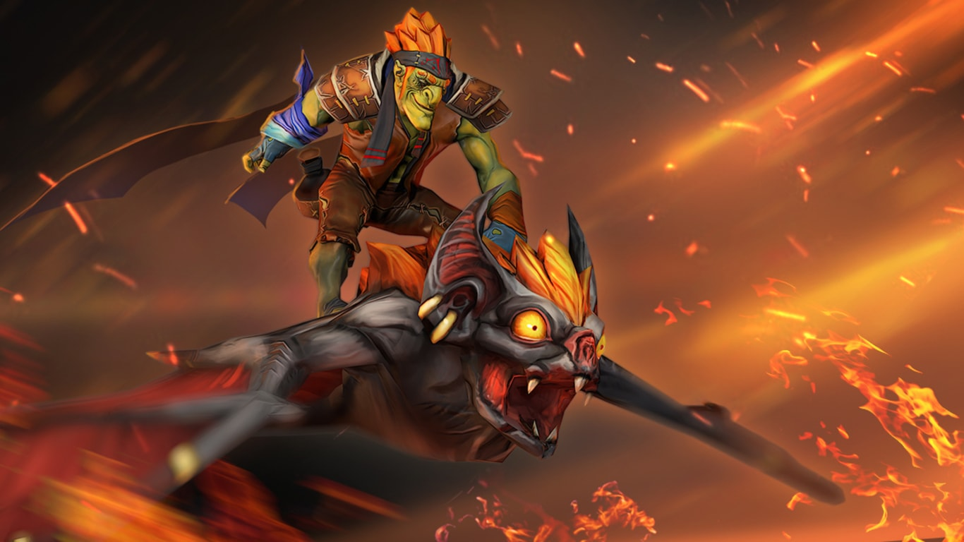 Dota2 : Batrider Wallpapers hd