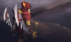 Dota2 : Bounty Hunter widescreen wallpapers