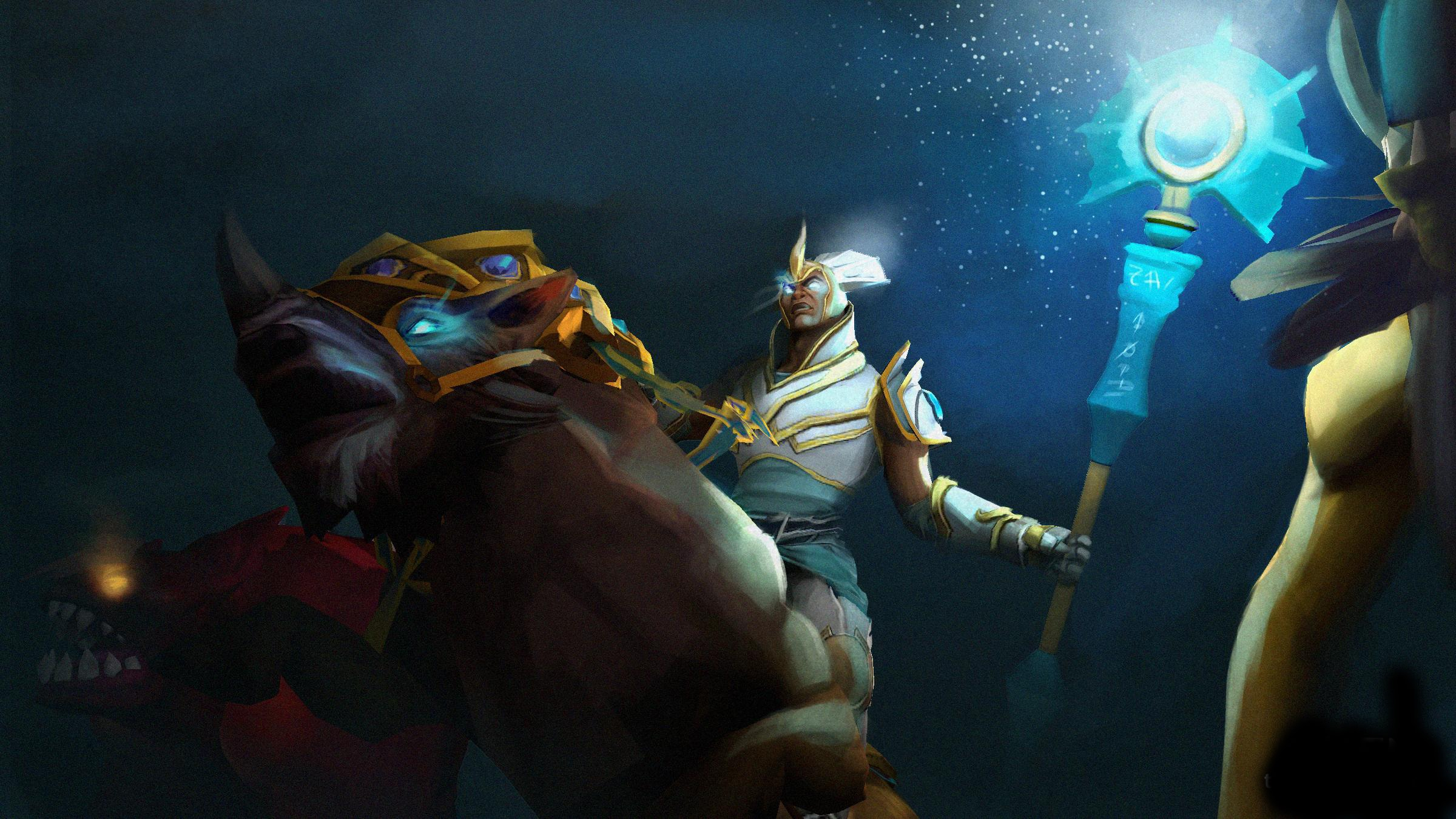 Dota2 : Chen Wallpapers hd