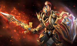 Dota2 : Dragon Knight widescreen wallpapers