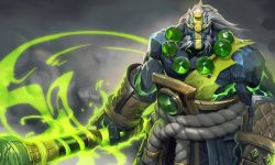 Dota2 : Earth Spirit widescreen wallpapers