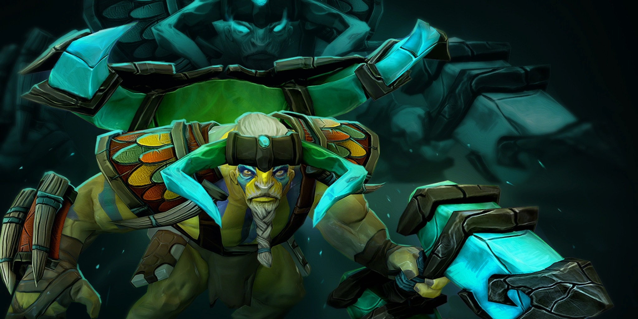 Dota2 : Elder Titan widescreen wallpapers