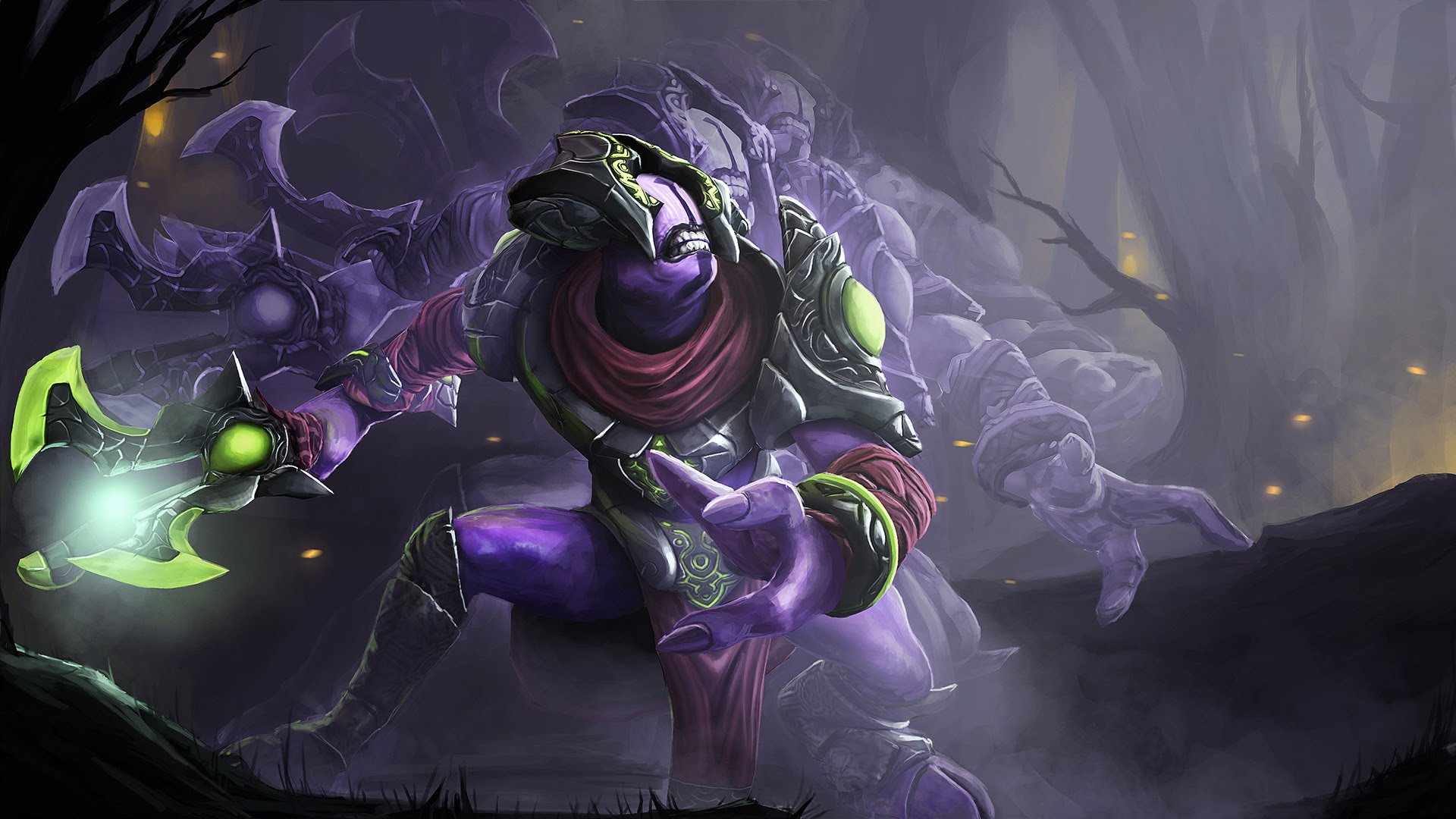 Dota2 : Faceless Void Wallpapers hd