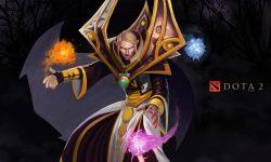 Dota2 : Invoker Backgrounds