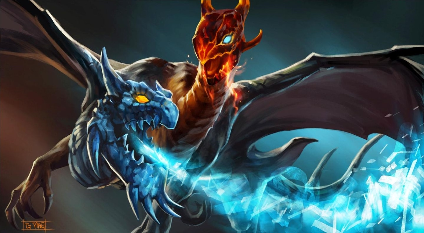 Dota2 : Jakiro Backgrounds