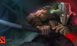 Dota2 : Juggernaut widescreen wallpapers