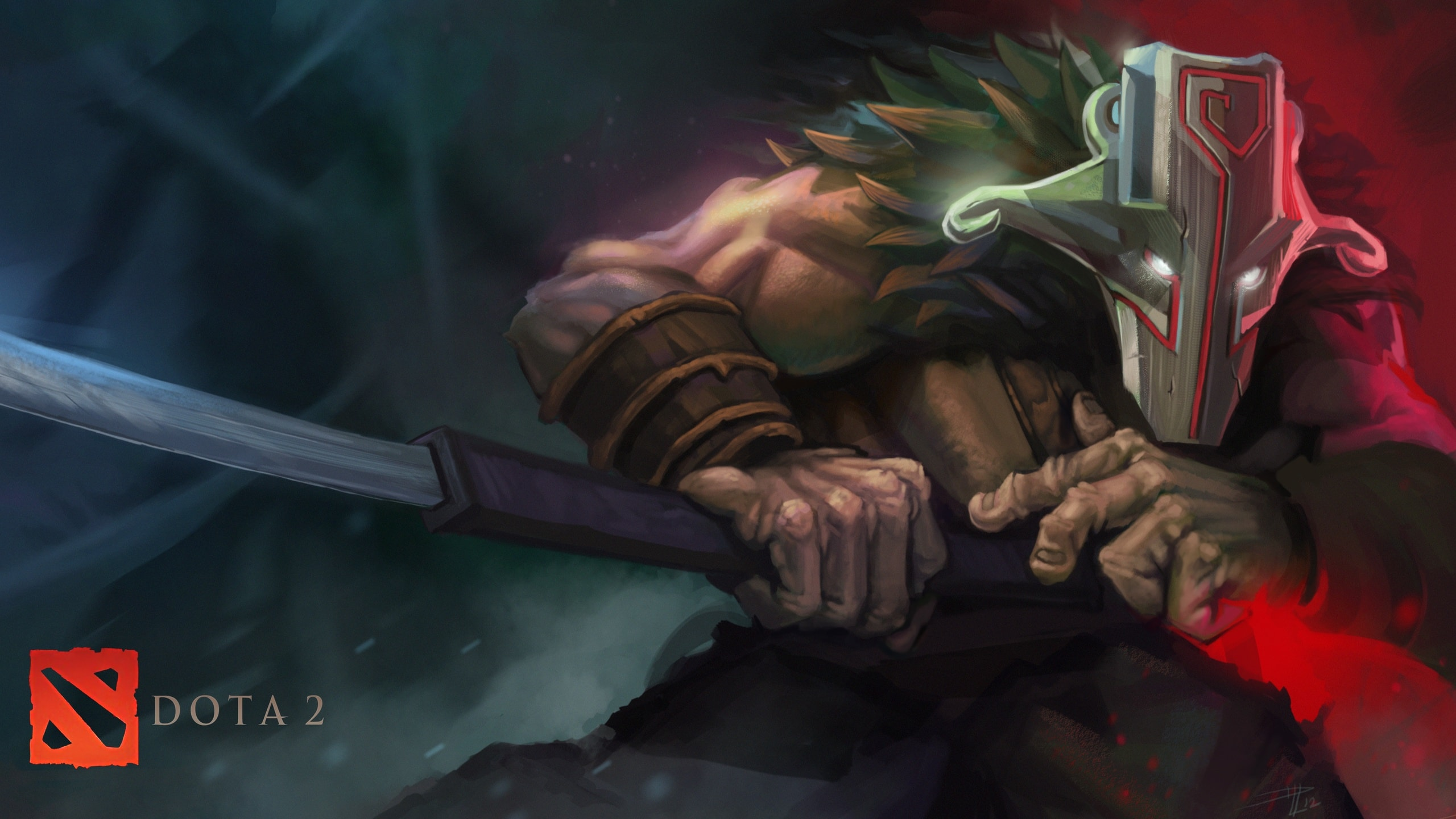 Dota2 Juggernaut HD Wallpapers