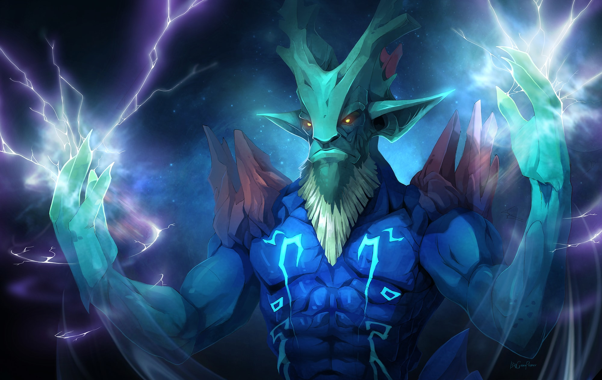 Dota2 : Leshrac Wallpapers hd
