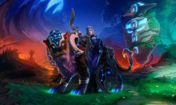 Dota2 : Luna widescreen wallpapers