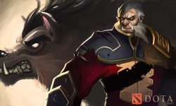 Dota2 : Lycan Wallpapers hd