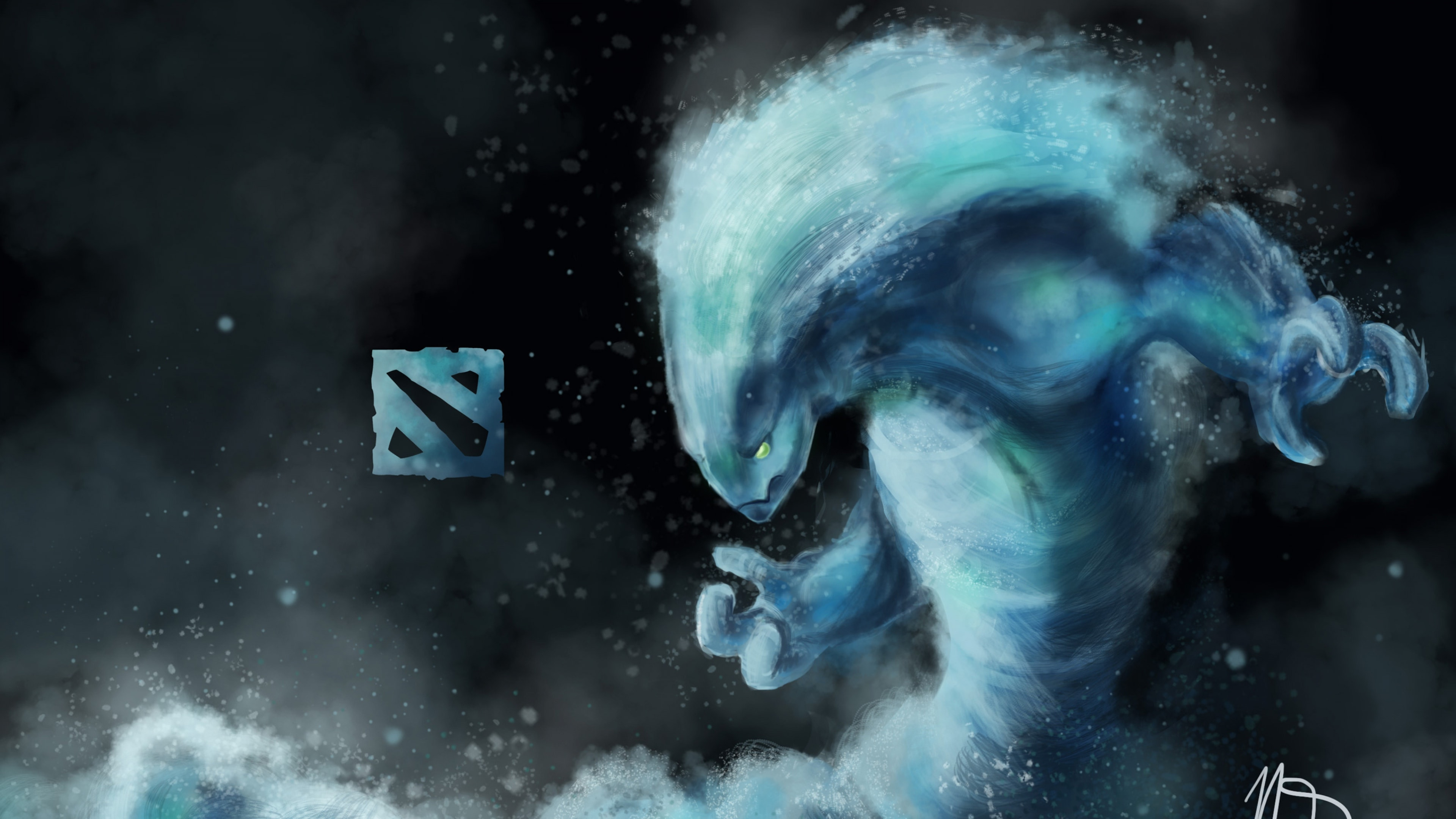 Dota2 : Morphling widescreen wallpapers