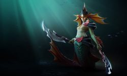 Dota2 : Naga Siren widescreen wallpapers