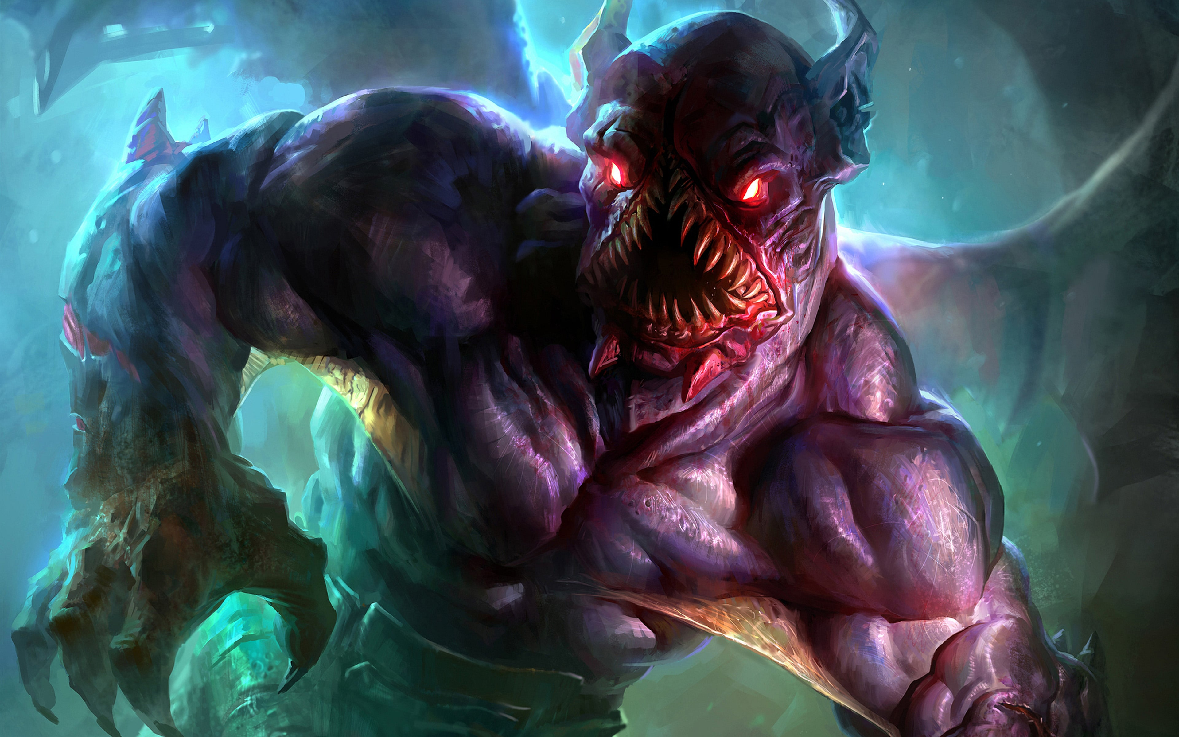 Dota2 : Night Stalker Wallpapers hd