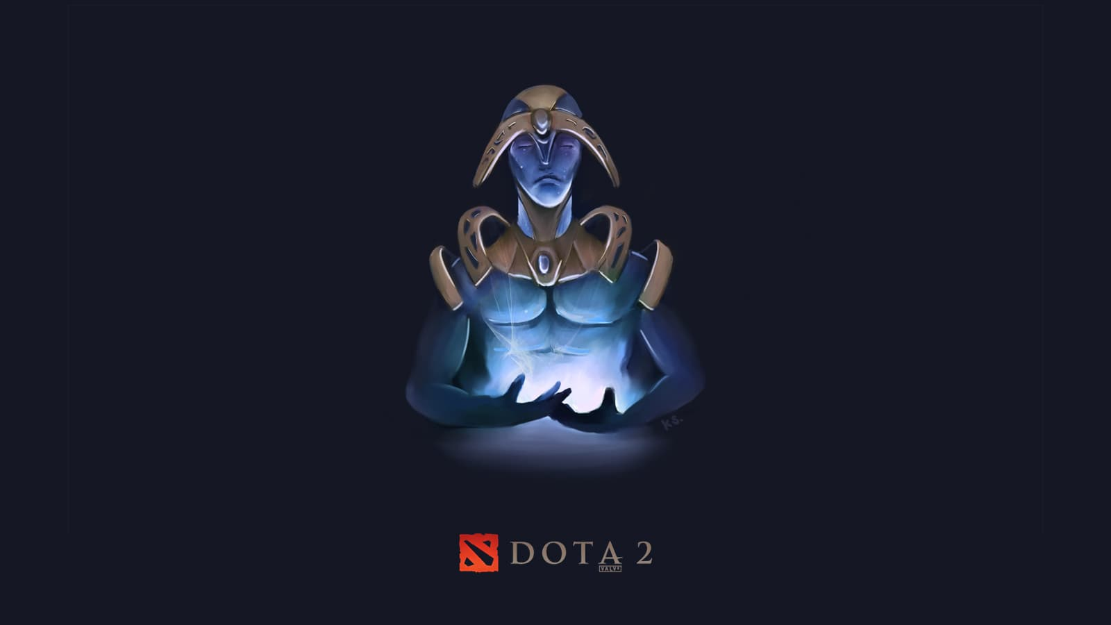 Dota2 : Oracle Backgrounds