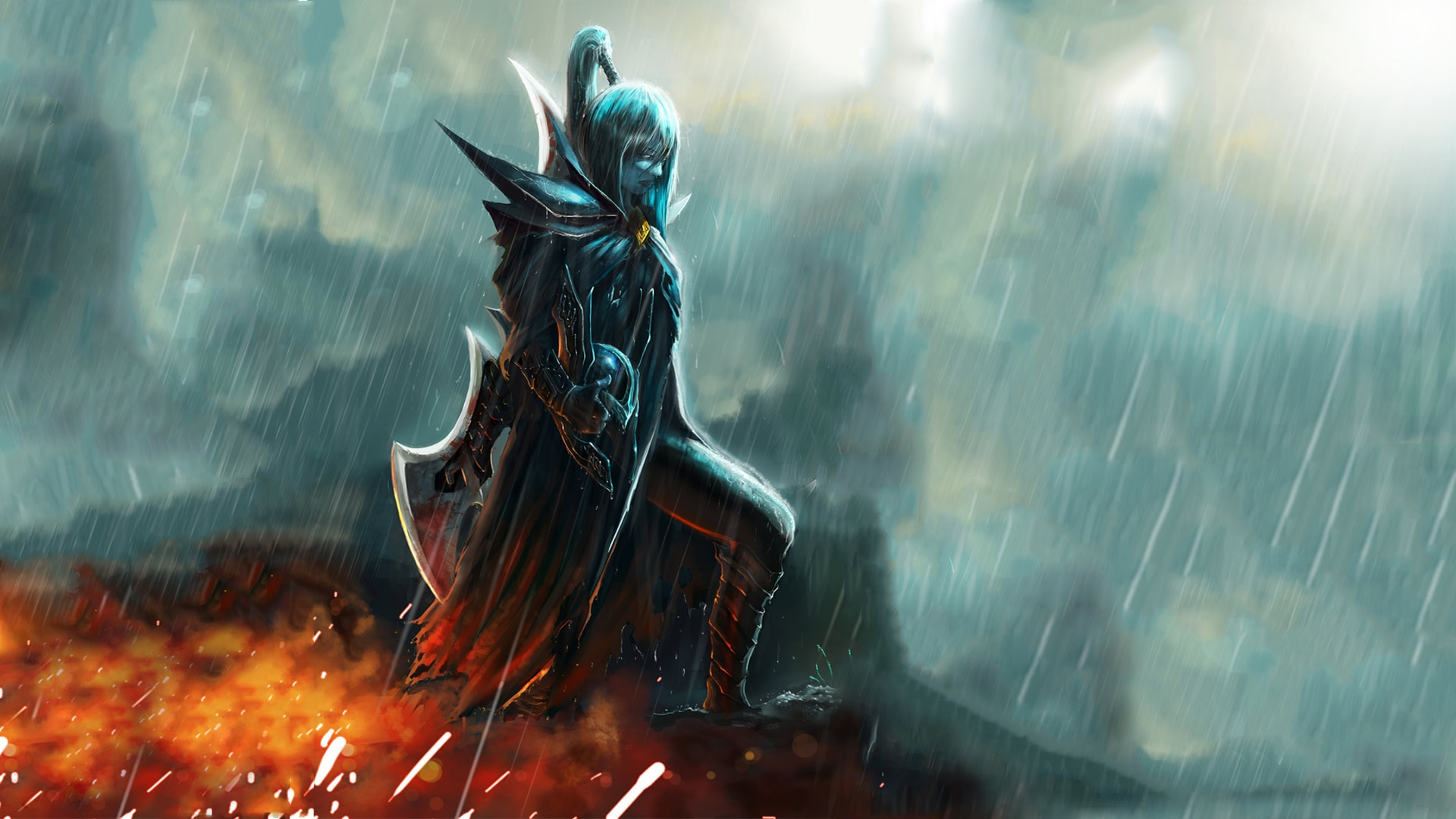 Dota2 : Phantom Assassin Wallpapers hd