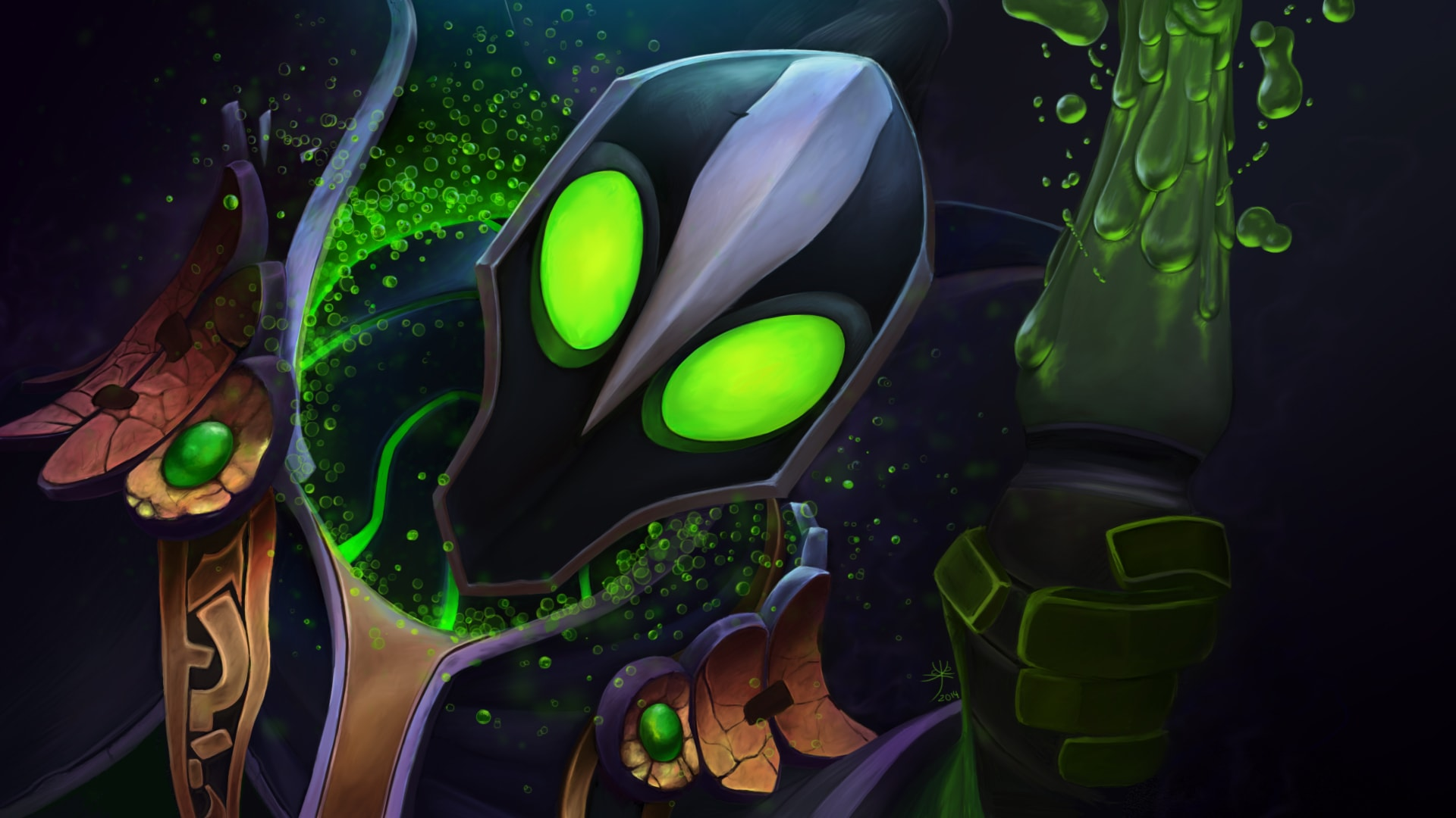Dota2 : Rubick Wallpapers hd