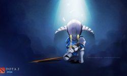Dota2 : Sven widescreen wallpapers