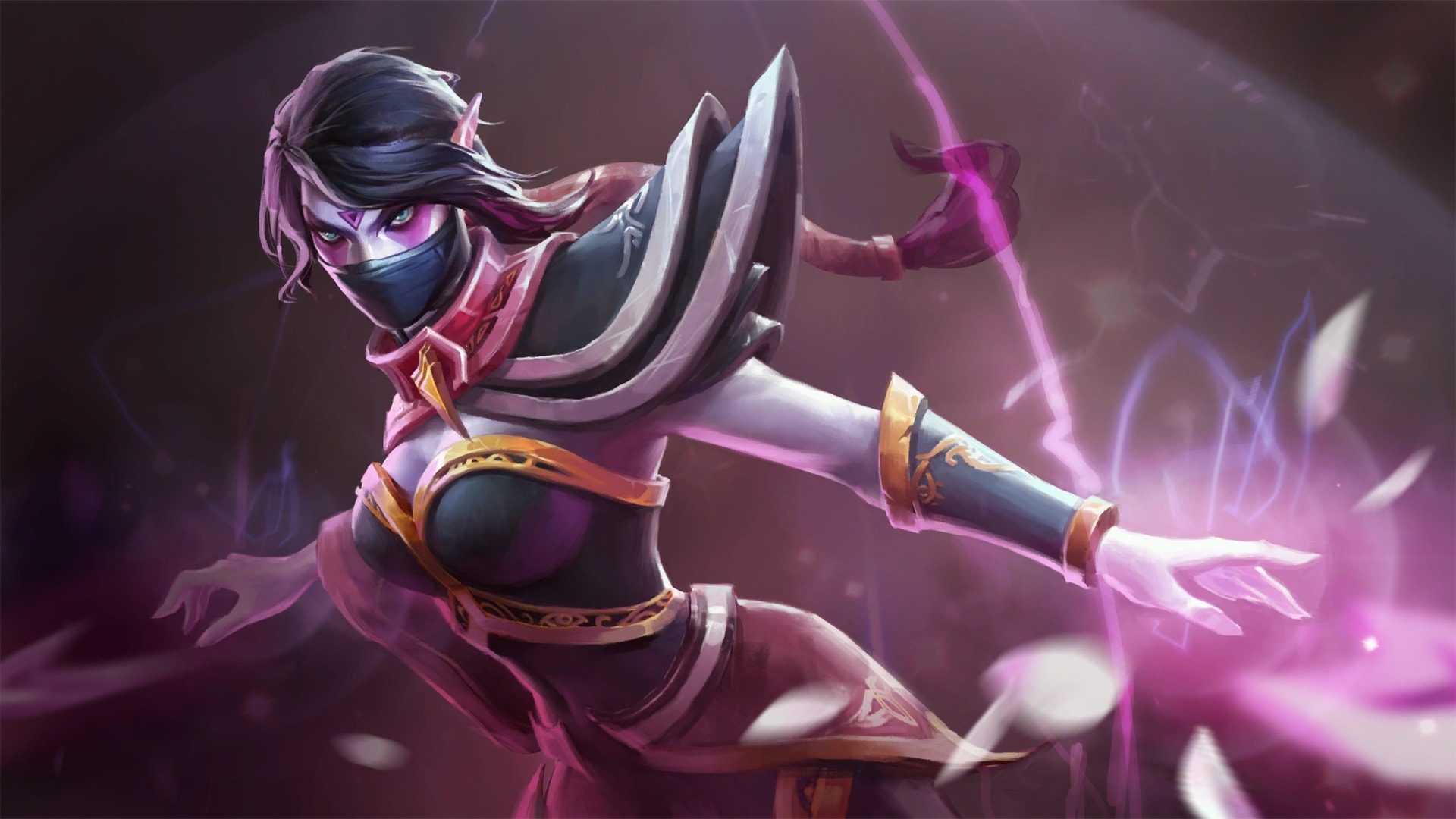 Dota2 : Templar Assassin widescreen wallpapers