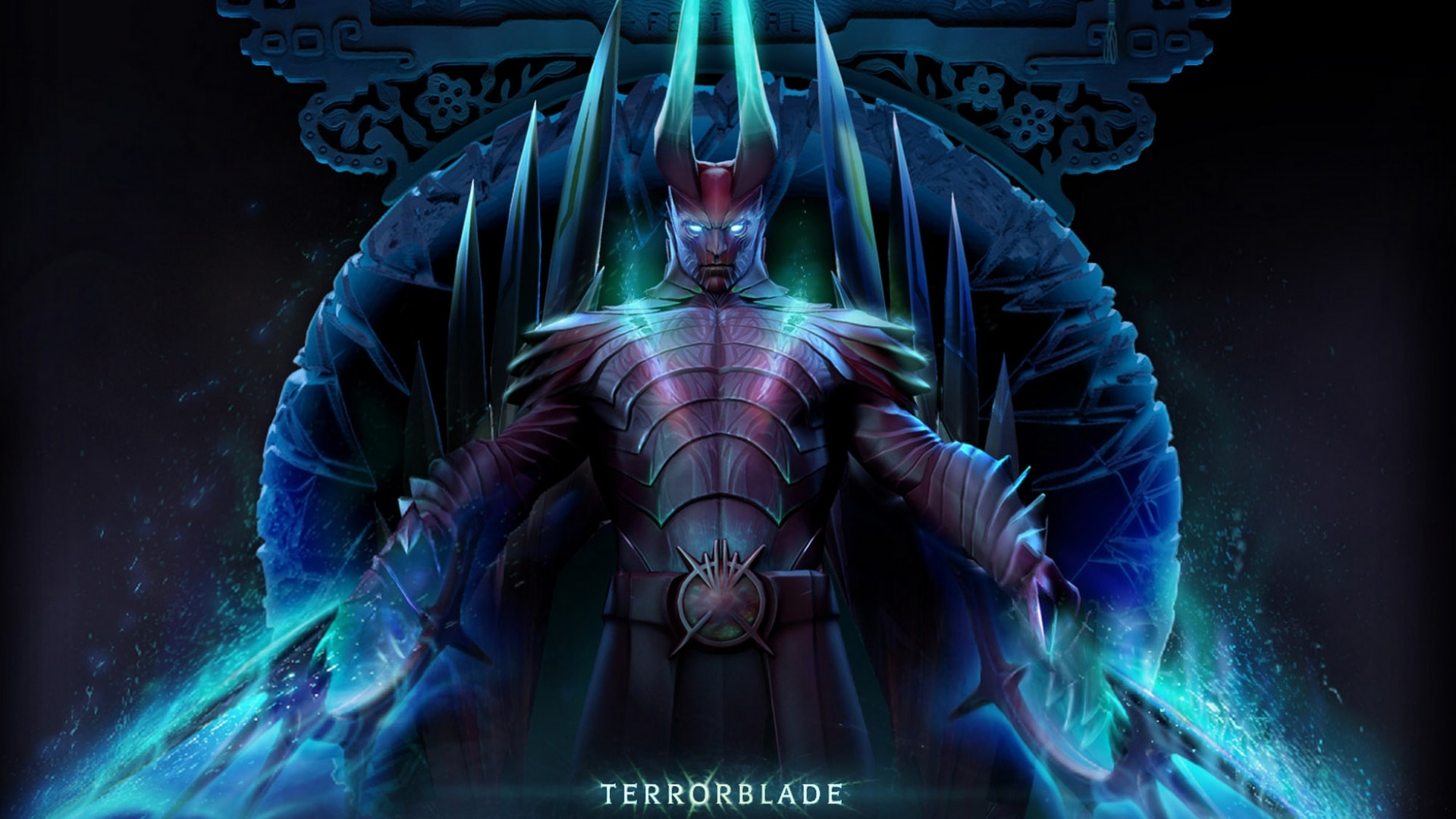 dota2 : terrorblade hd wallpapers | 7wallpapers
