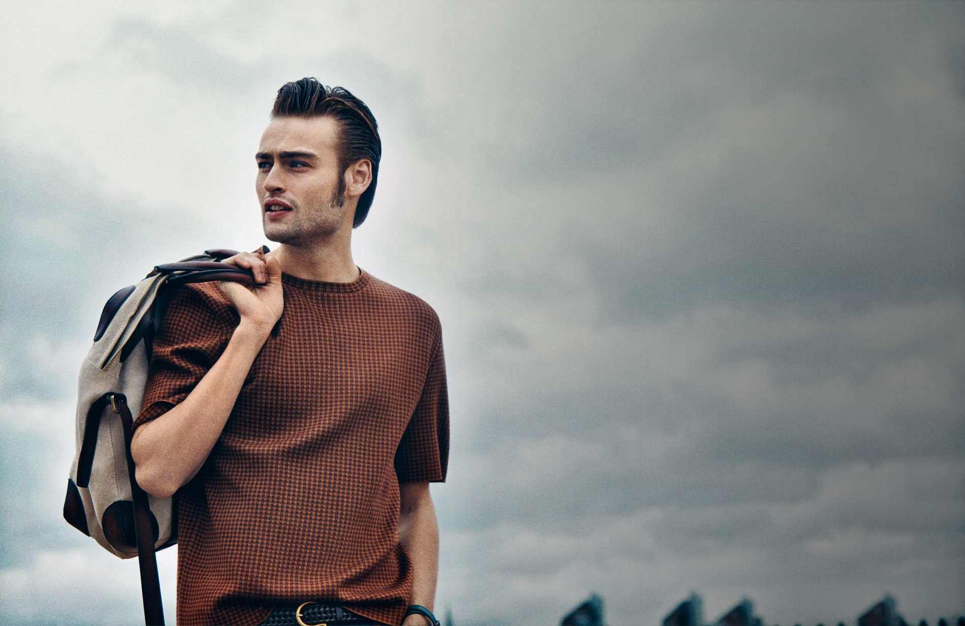 Douglas Booth widescreen wallpapers