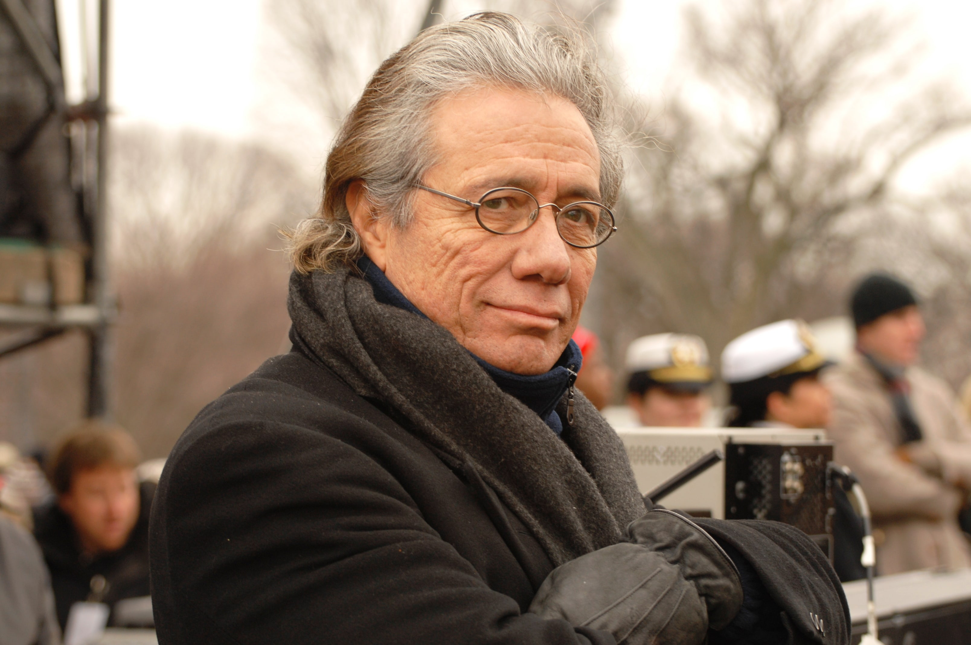 Edward James Olmos widescreen wallpapers