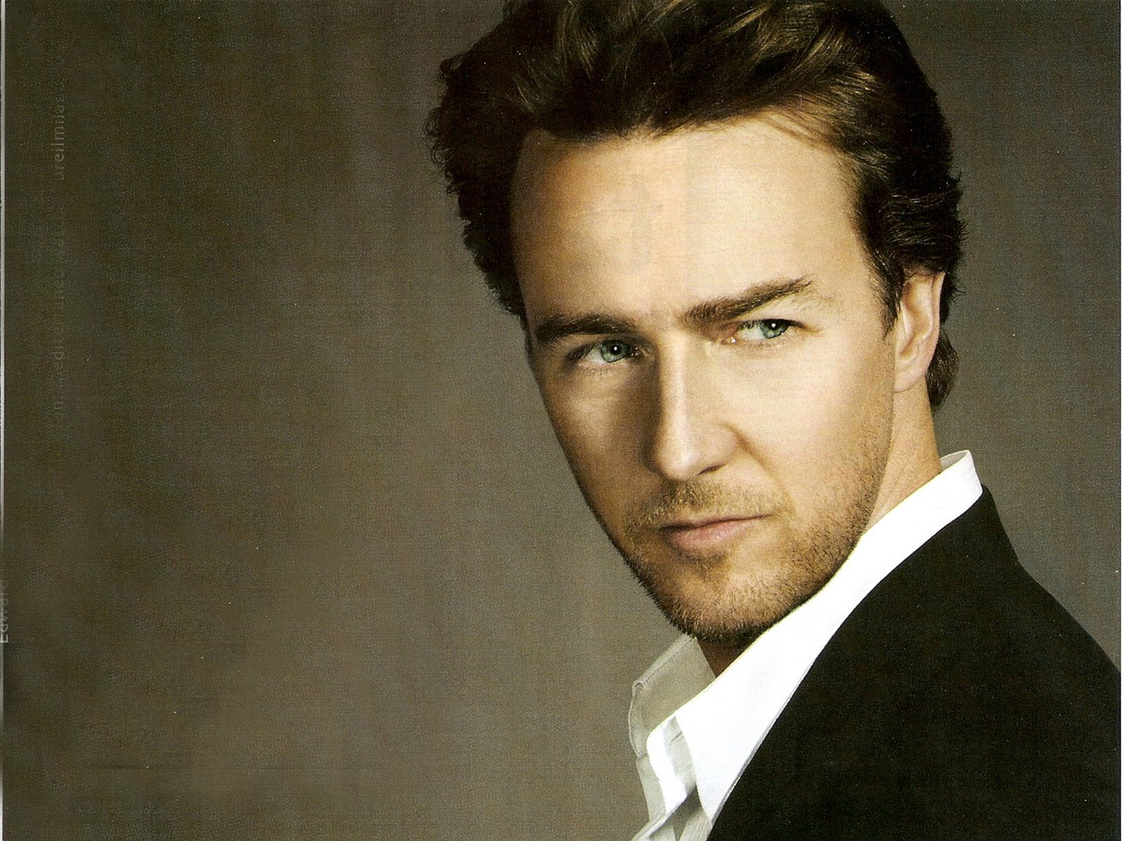 Edward Norton widescreen wallpapers