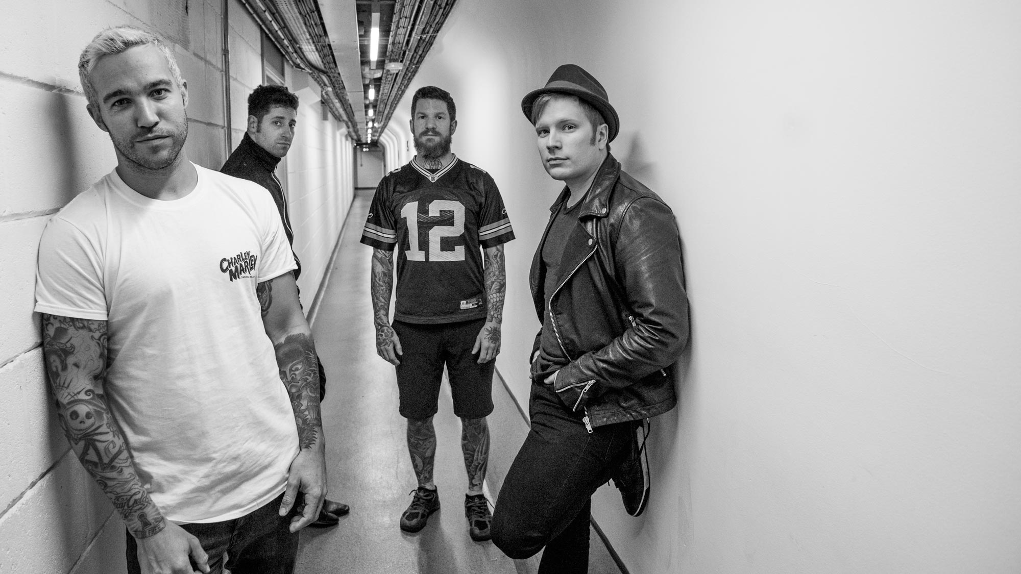 Fall Out Boy widescreen wallpapers