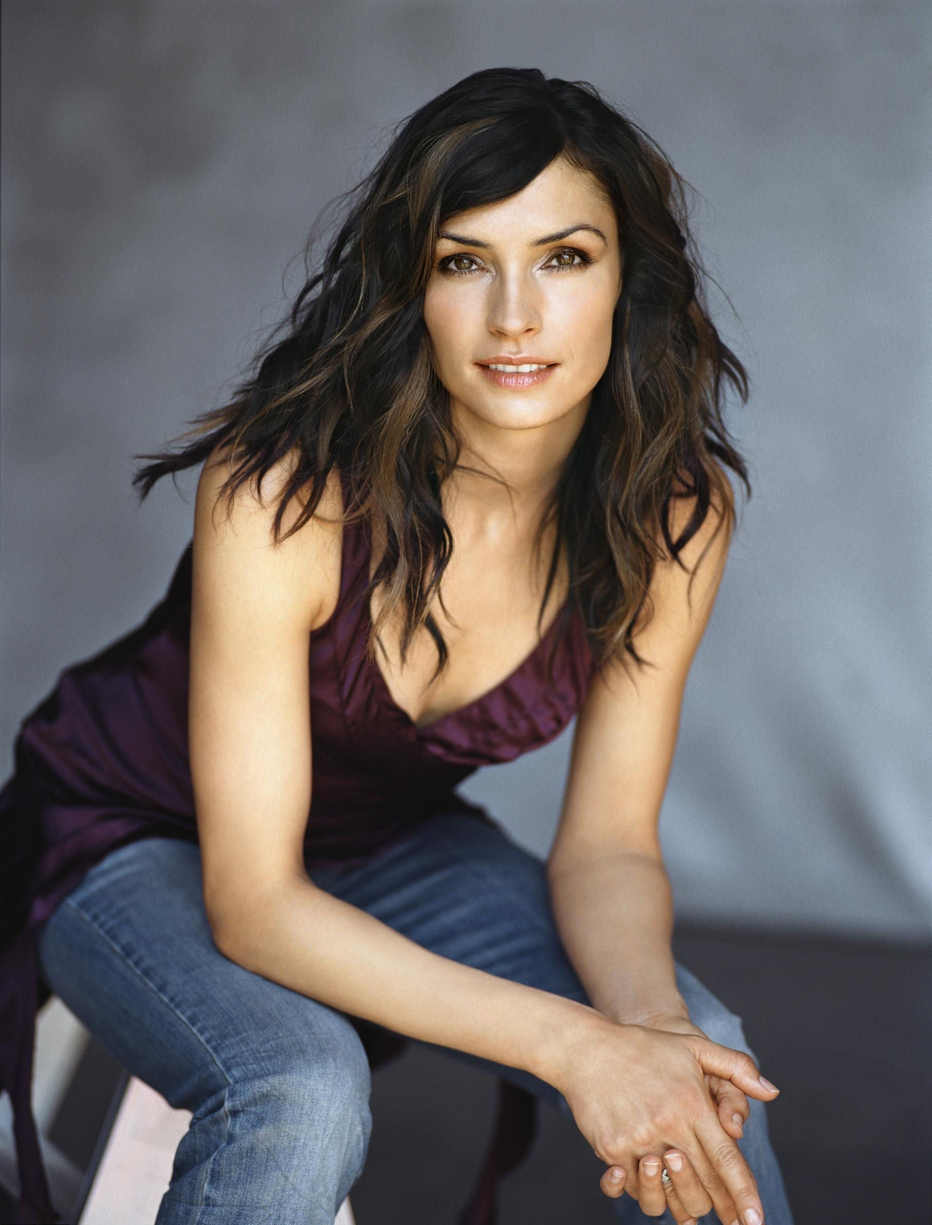 Famke Janssen Wallpapers hd